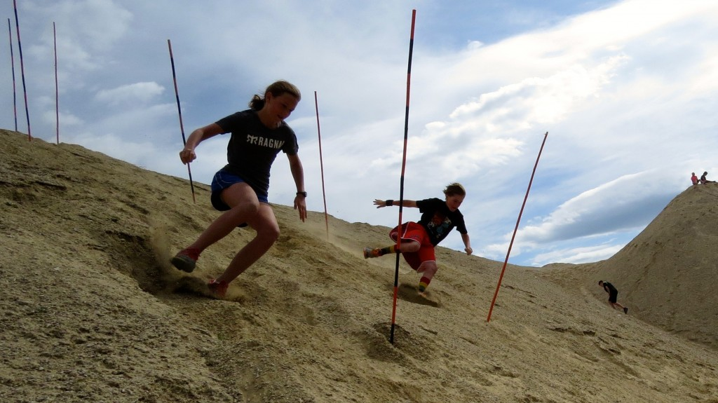 agility-sandpit